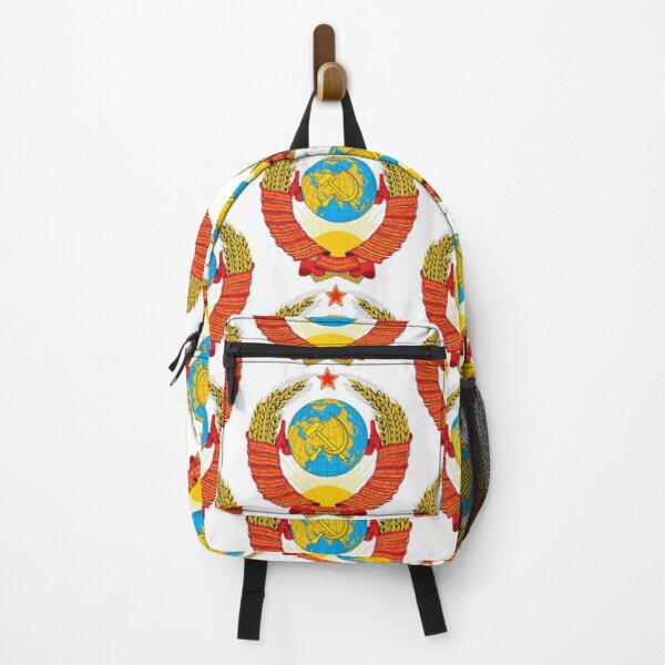 Герб СССР - The USSR coat of arms Backpack