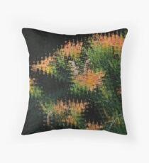 Lilies Explored Throw Pillow