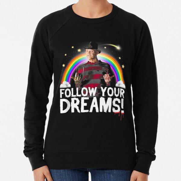 Spooky Halloween Killer Horror Movie 80s Monsters Fans Lightweight Sweatshirt