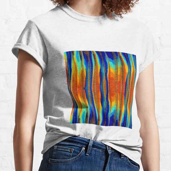 Fiery Yellowstone Classic T-Shirt