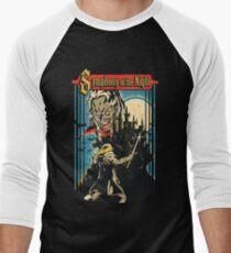 Symphony of the Night Men's Baseball ¾ T-Shirt