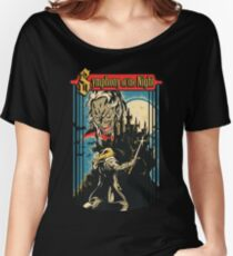 Symphony of the Night Women's Relaxed Fit T-Shirt