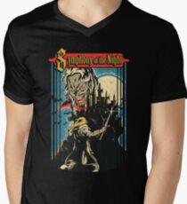 Symphony of the Night Men's V-Neck T-Shirt