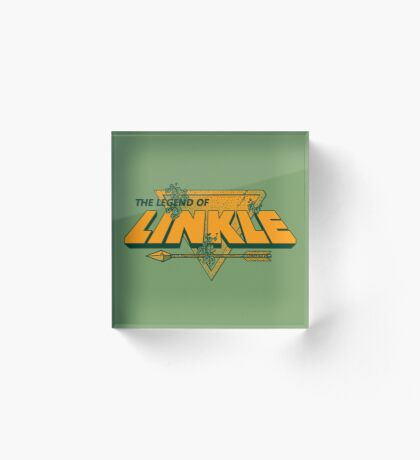LEGEND OF LINKLE Acrylic Block