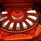 Dome and decorations by Robert Steadman