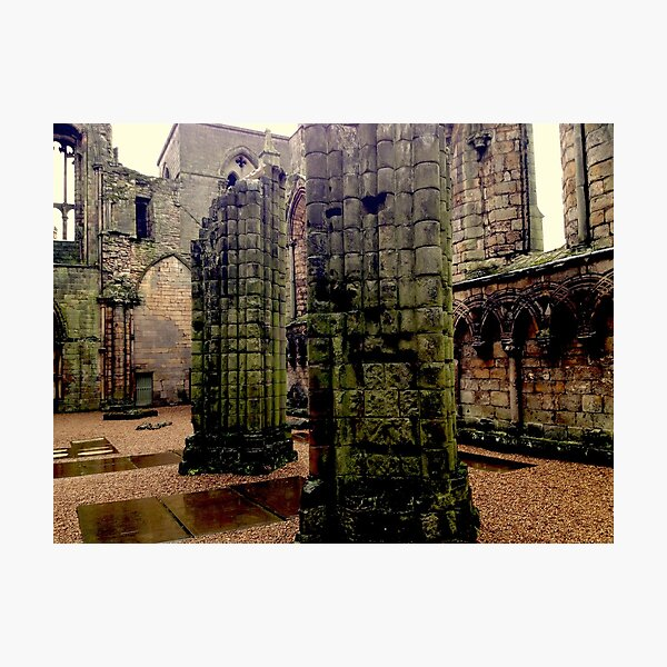 Holyrood Palace, Edinburgh Photographic Print