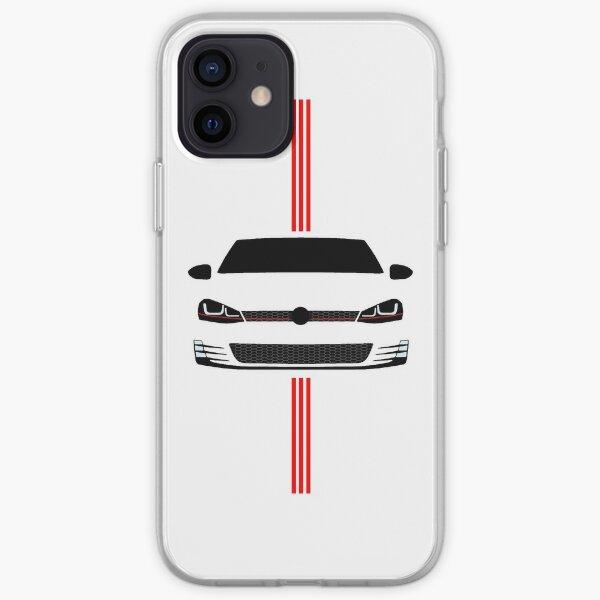 Golf 7 GTI Coque souple iPhone