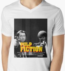 Pulp Fiction  Men's V-Neck T-Shirt