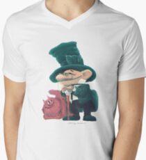 Two comrades Men's V-Neck T-Shirt