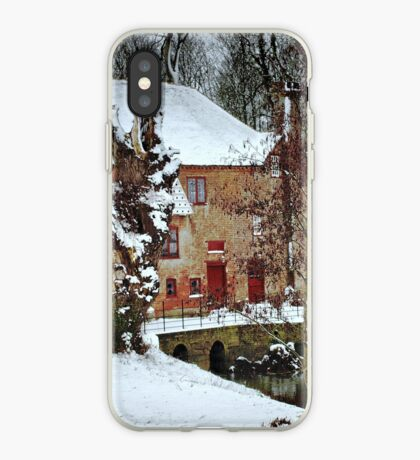 The White Mill iPhone Case