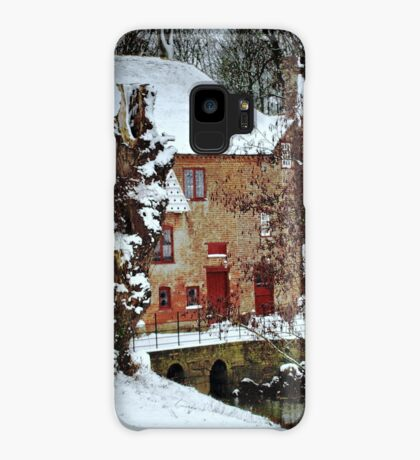 The White Mill Case/Skin for Samsung Galaxy