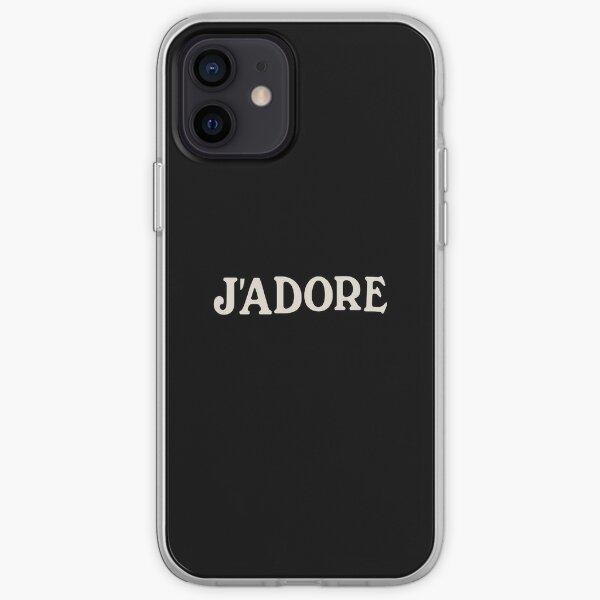 J'Adore Graphic iPhone Soft Case