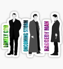 The Power of Three Sticker
