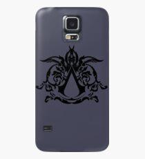 cooles editiertes Assasins Creed Logo Hülle & Klebefolie für Samsung Galaxy