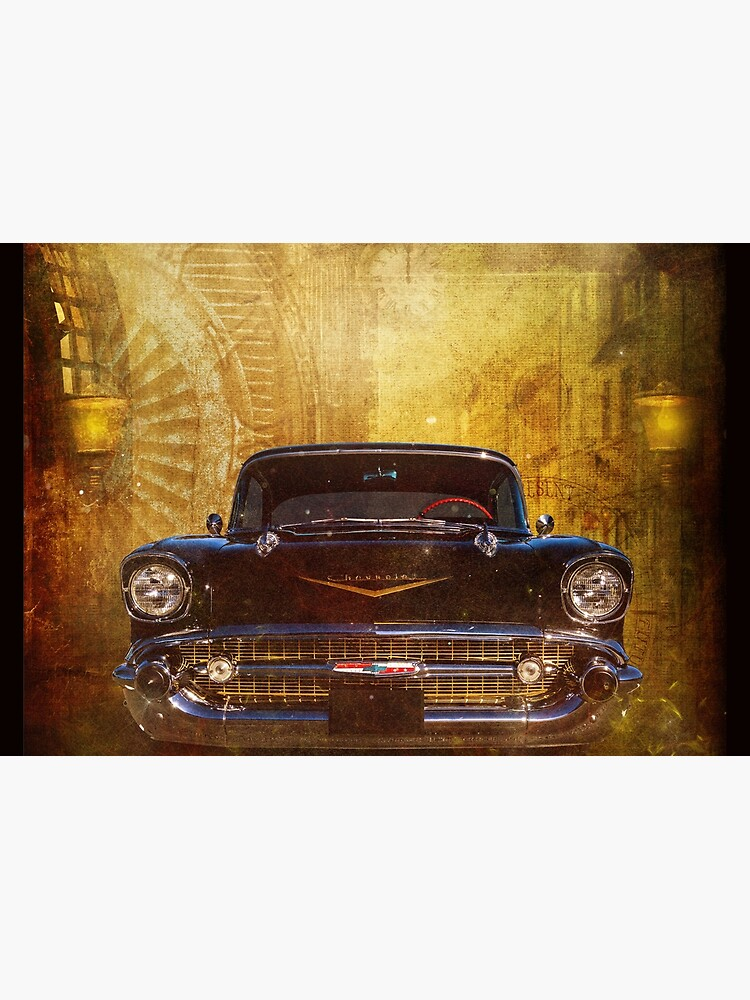 57 Chevy by cars