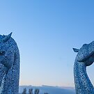 The Kelpies by Empato Photography