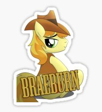 Braeburn Shirt (My Little Pony: Friendship is Magic) Sticker