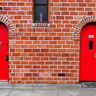Red Door by tabusoro