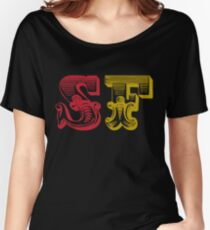 SF Women's Relaxed Fit T-Shirt
