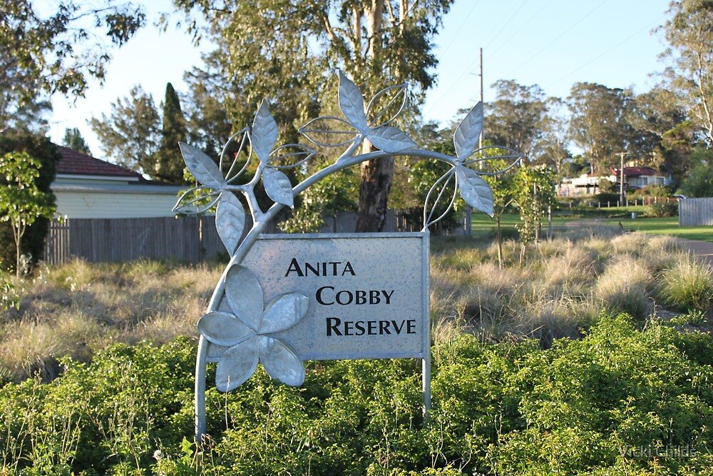 Anita Cobby Reserve, Sydney, New South Wales by Vicki Childs