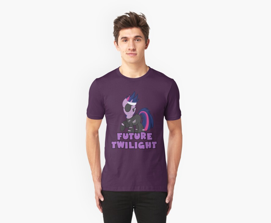 Future Twilight (My Little Pony: Friendship is Magic) by broniesunite