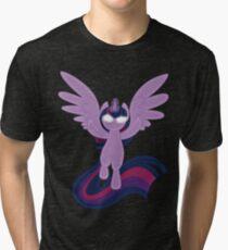 Princess Twilight Sparkle Shirt (My Little Pony: Friendship is Magic) Tri-blend T-Shirt