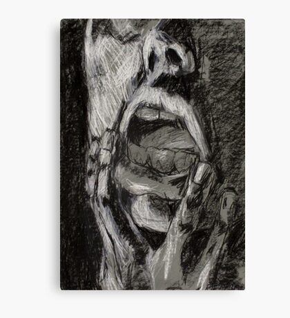 Gag Canvas Print