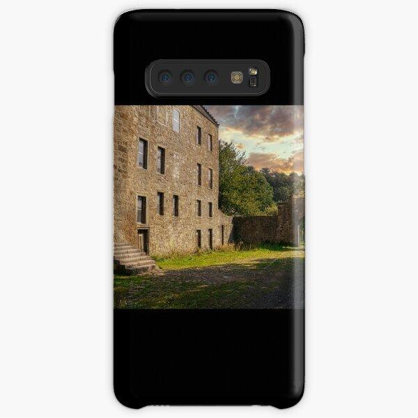 Midhope Castle - Lallybroch Outlander Scotland Samsung Galaxy Snap Case