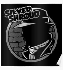 SILVER SHROUD Poster