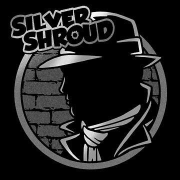 SILVER SHROUD by DREWWISE