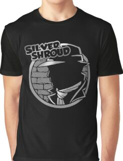 SILVER SHROUD Graphic T-Shirt