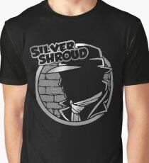 SILVER SHROUD Graphic T-Shirt