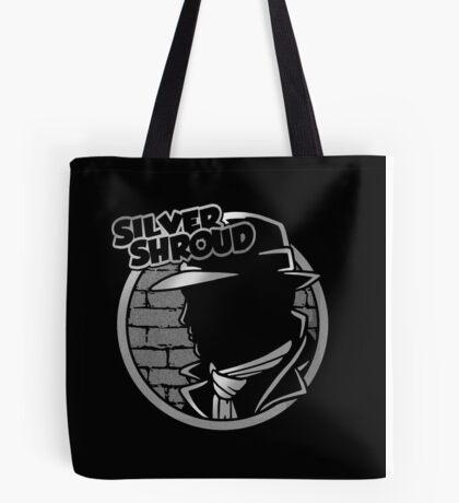SILVER SHROUD Tote Bag