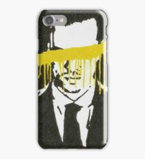 The Napoleon Of Crime iPhone Case/Skin