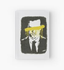The Napoleon Of Crime Hardcover Journal