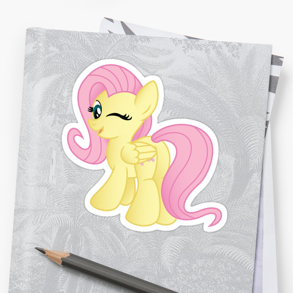 Fluttershy being Cute (from My Little Pony: Friendship is Magic ...