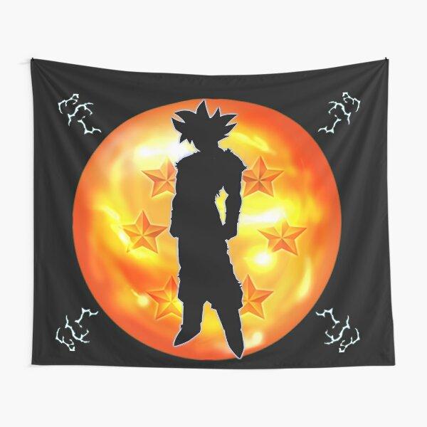 Dragon Ball Z, Colección Son Goku Tela decorativa