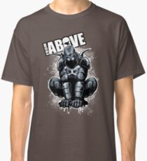 From Above Comic Book Classic T-Shirt