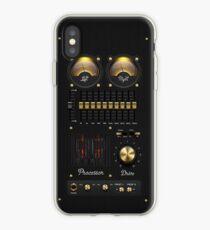 Music box amplifier iPhone Case