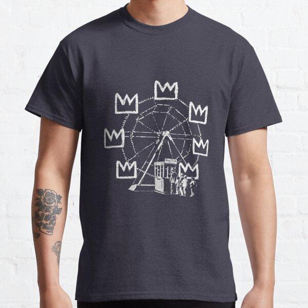 Banksy wheel Classic T-Shirt