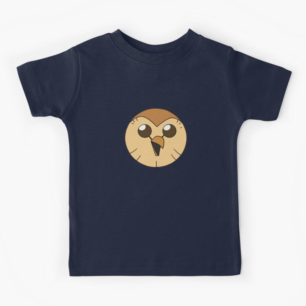 Hooty owl house Kids T-Shirt
