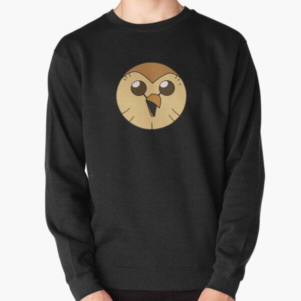 Hooty owl house Pullover Sweatshirt