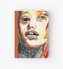 Let Go Or Be Dragged Hardcover Journal