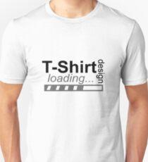 Design Title Loading... Unisex T-Shirt