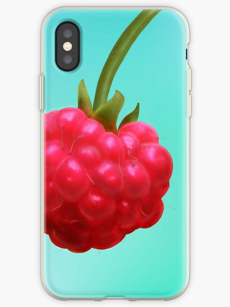 Raspberry by Marjolein Schattevoet