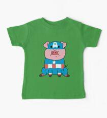 Captain Ameripig Waddles Kids Clothes