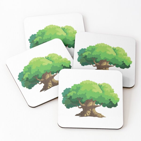 Trees for Kenya Coasters (Set of 4)