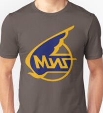 Mikoyan-Gurevich (Russian Aircraft Corporation MiG) Logo T-Shirt
