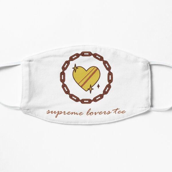 supreme lovers tee Mask