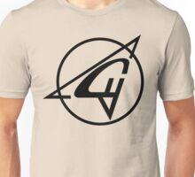 Sukhoi Aircraft Logo (Black) T-Shirt